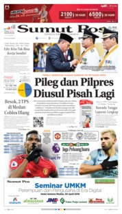 SUMUT POS Cover 24 April 2019