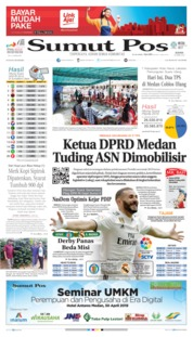 SUMUT POS Cover 25 April 2019