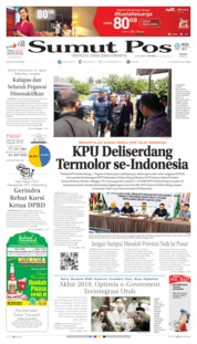 SUMUT POS Cover 20 May 2019