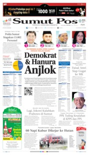 Cover SUMUT POS 21 Mei 2019