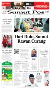 SUMUT POS Cover 27 May 2019