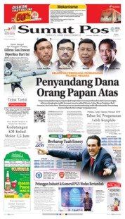 Cover SUMUT POS 29 Mei 2019