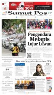 Cover SUMUT POS 11 Juni 2019