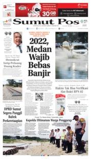 Cover SUMUT POS 20 Juni 2019