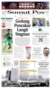 SUMUT POS Cover 06 July 2019