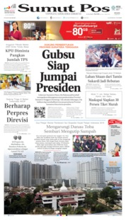 SUMUT POS Cover 09 July 2019