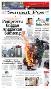 Cover SUMUT POS 11 Juli 2019