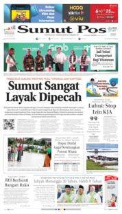Cover SUMUT POS 12 Juli 2019