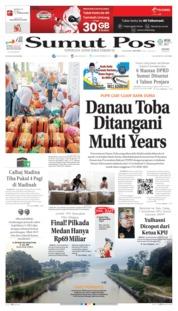 Cover SUMUT POS 18 Juli 2019