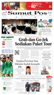 SUMUT POS Cover 23 July 2019