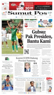 SUMUT POS Cover 24 July 2019
