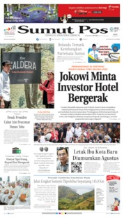 SUMUT POS Cover 31 July 2019