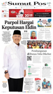 SUMUT POS Cover 05 August 2019