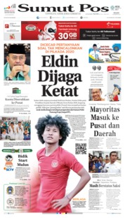SUMUT POS Cover 06 August 2019