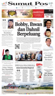 SUMUT POS Cover 07 August 2019