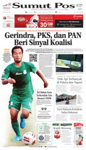 Cover SUMUT POS 08 Agustus 2019