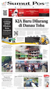 SUMUT POS Cover 20 August 2019