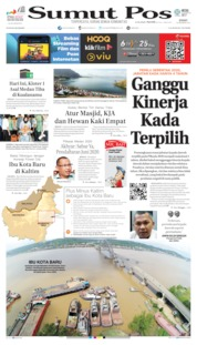 Cover SUMUT POS 23 Agustus 2019