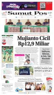 Cover SUMUT POS 24 Agustus 2019