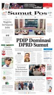 Cover SUMUT POS 28 Agustus 2019