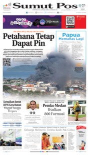 Cover SUMUT POS 30 Agustus 2019