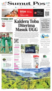 Cover SUMUT POS 02 September 2019