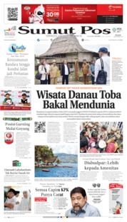 Cover SUMUT POS 03 September 2019