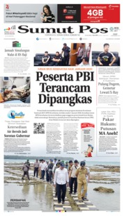Cover SUMUT POS 04 September 2019