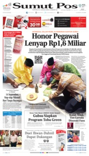 Cover SUMUT POS 11 September 2019