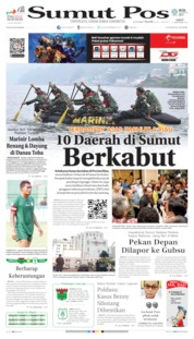 SUMUT POS Cover 22 September 2019