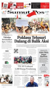 SUMUT POS Cover 30 September 2019
