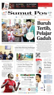 SUMUT POS Cover 03 October 2019
