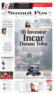 SUMUT POS Cover 05 October 2019