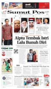 SUMUT POS Cover 07 October 2019