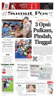 SUMUT POS Cover 08 October 2019