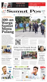 SUMUT POS Cover 09 October 2019