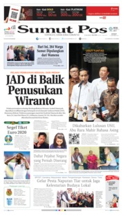 SUMUT POS Cover 11 October 2019