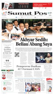 SUMUT POS Cover 17 October 2019