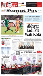SUMUT POS Cover 18 October 2019