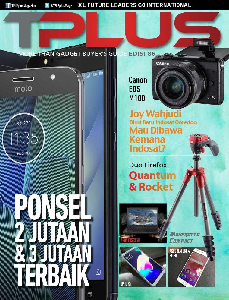 TPLUS Digital Magazine ED 86 November 2017