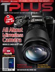 Cover Majalah TPLUS ED 77 Februari 2017
