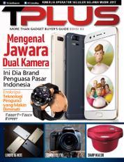Cover Majalah TPLUS ED 82 Juli 2017