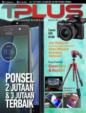 Cover Majalah TPLUS ED 86 November 2017