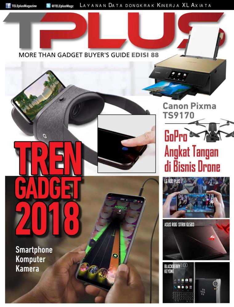 Majalah Digital TPLUS ED 88 Februari 2018