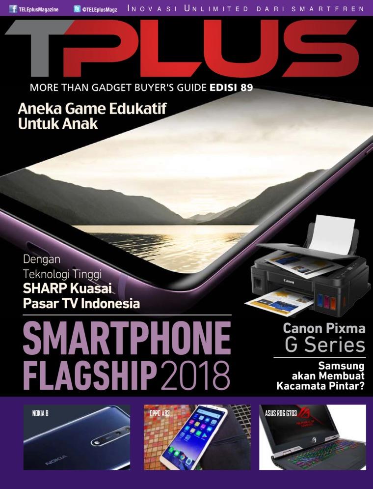 Majalah Digital TPLUS ED 89 Maret 2018