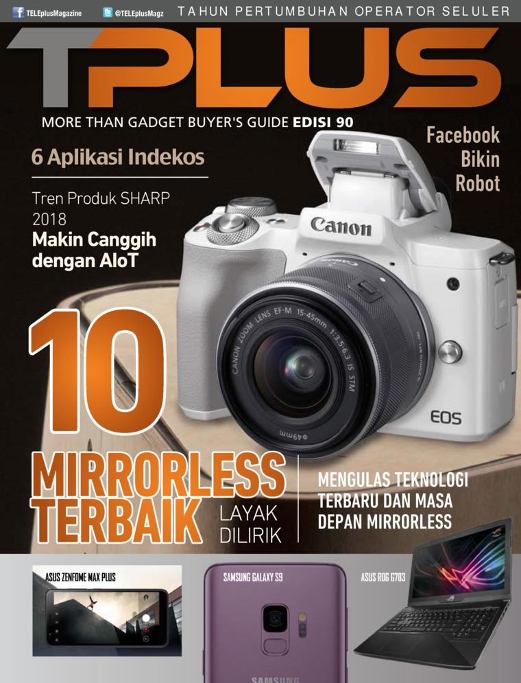 Majalah Digital TPLUS ED 90 April 2018