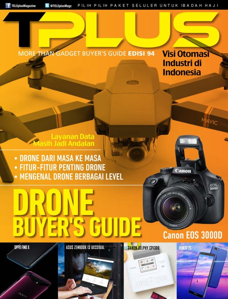 Majalah Digital TPLUS ED 94 Agustus 2018