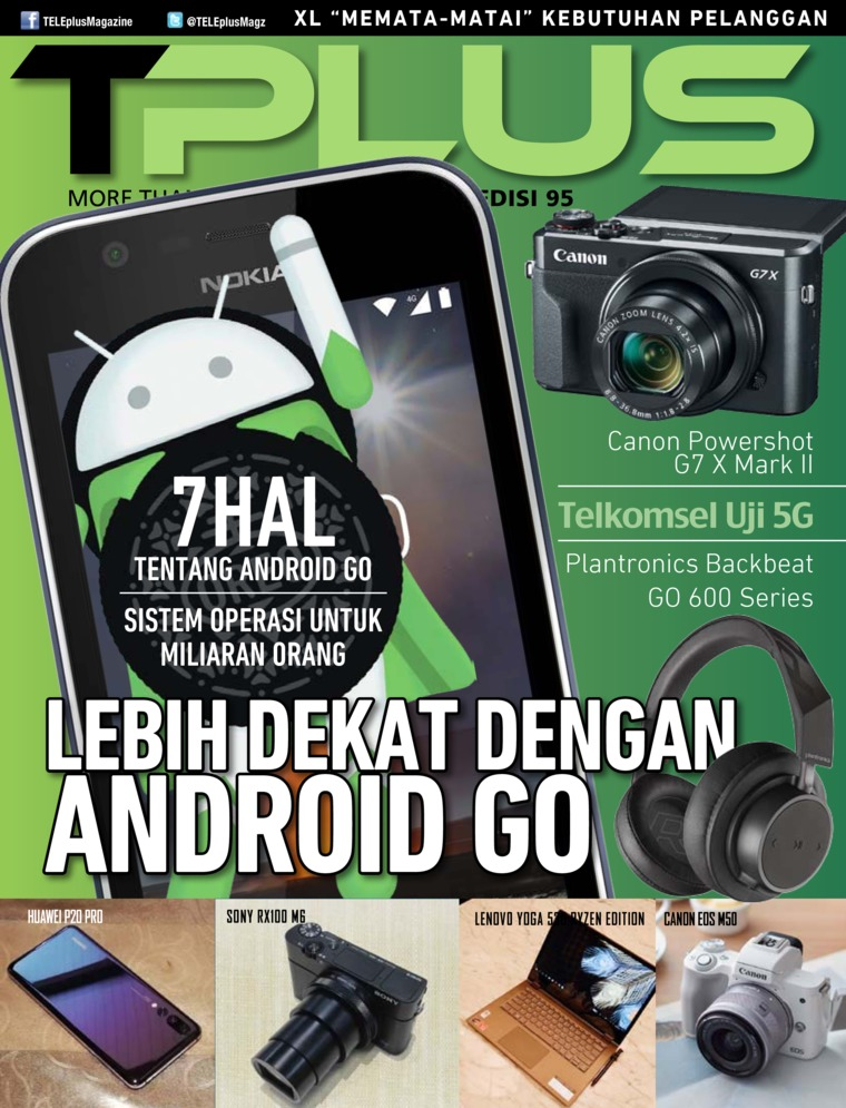 TPLUS Digital Magazine ED 95 September 2018