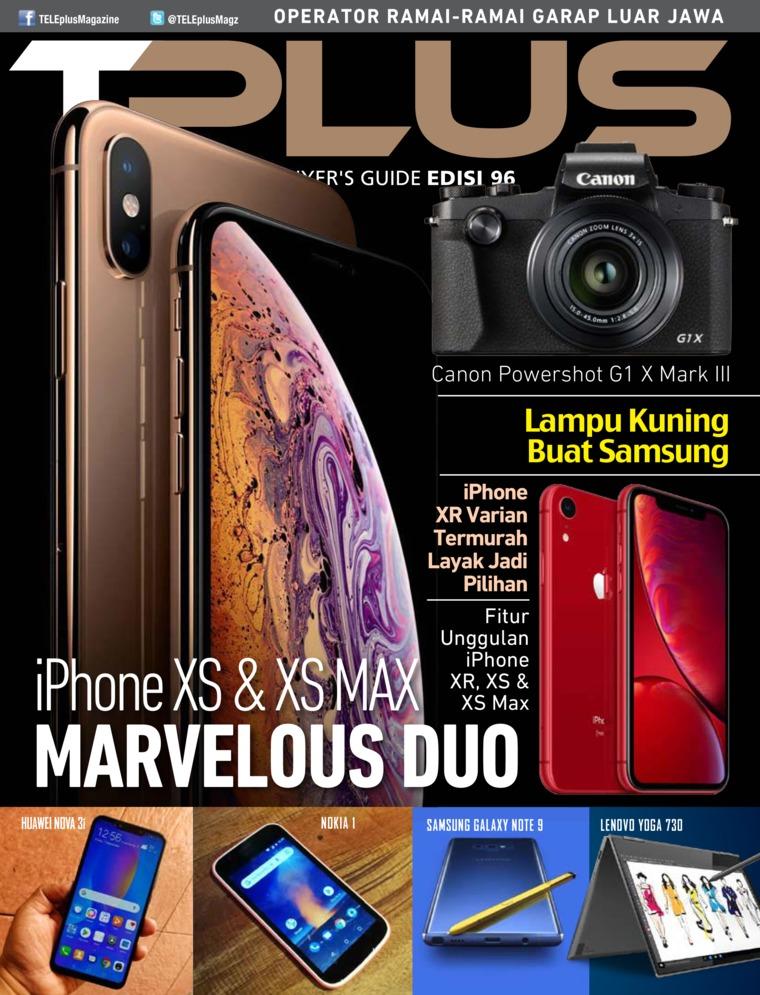 Majalah Digital TPLUS ED 96 Oktober 2018