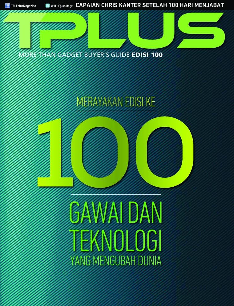 TPLUS Digital Magazine ED 100 February 2019